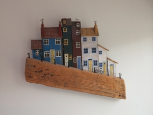 Life, the Universe and Everything, Driftwood Art and William Morris