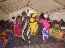 and more dancing.....