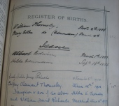 Register of Births