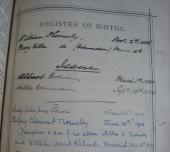 Register of Births