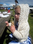 Tabitha loved her Cornish pasty