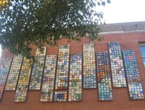 Millenium mosaics