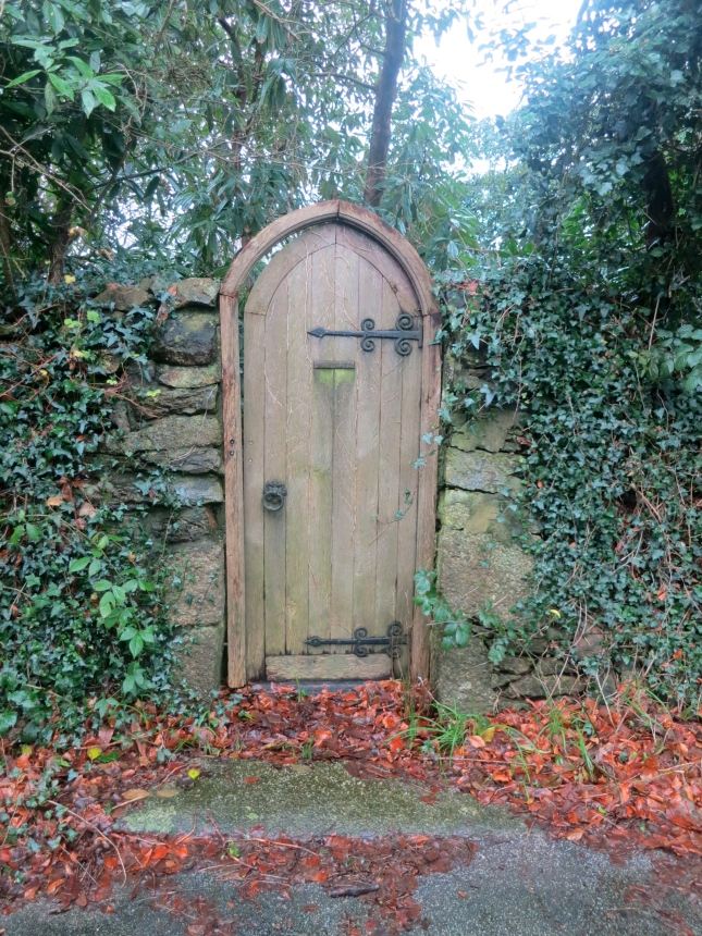Beautiful old gate