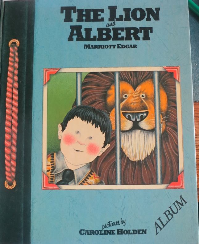 The Lion and Albert by Marriot Edgar