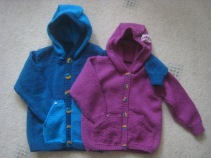 Hoodies for both Grand-babies
