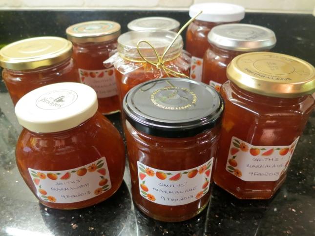February's Marmalade