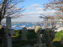 From Mylor Graveyard
