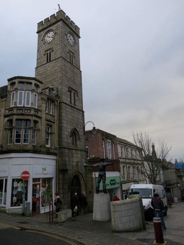 Redruth Town Clock