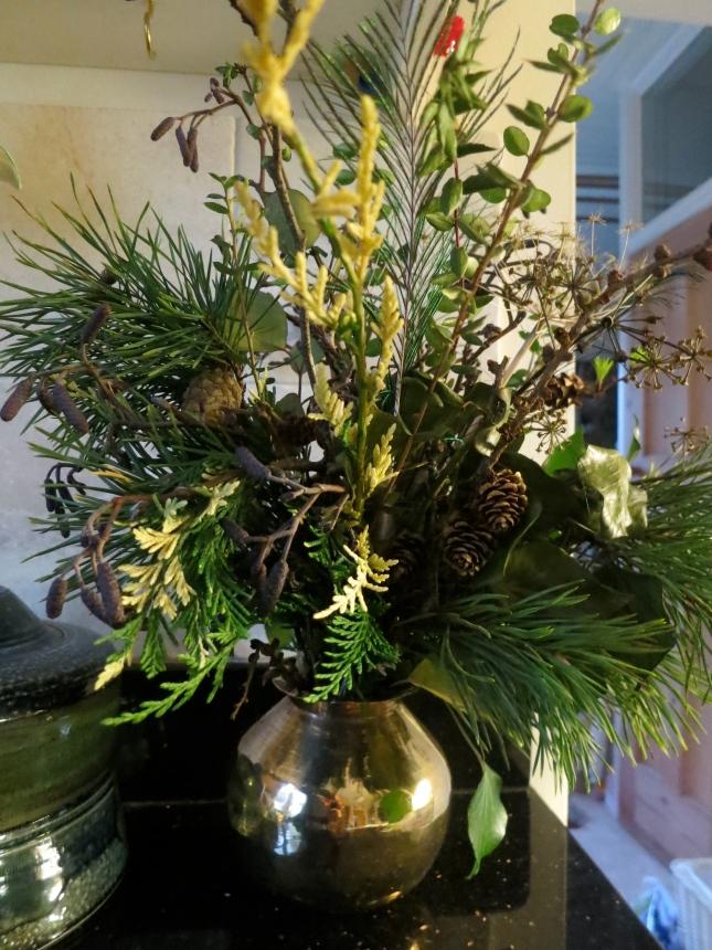 T's winter bouquet