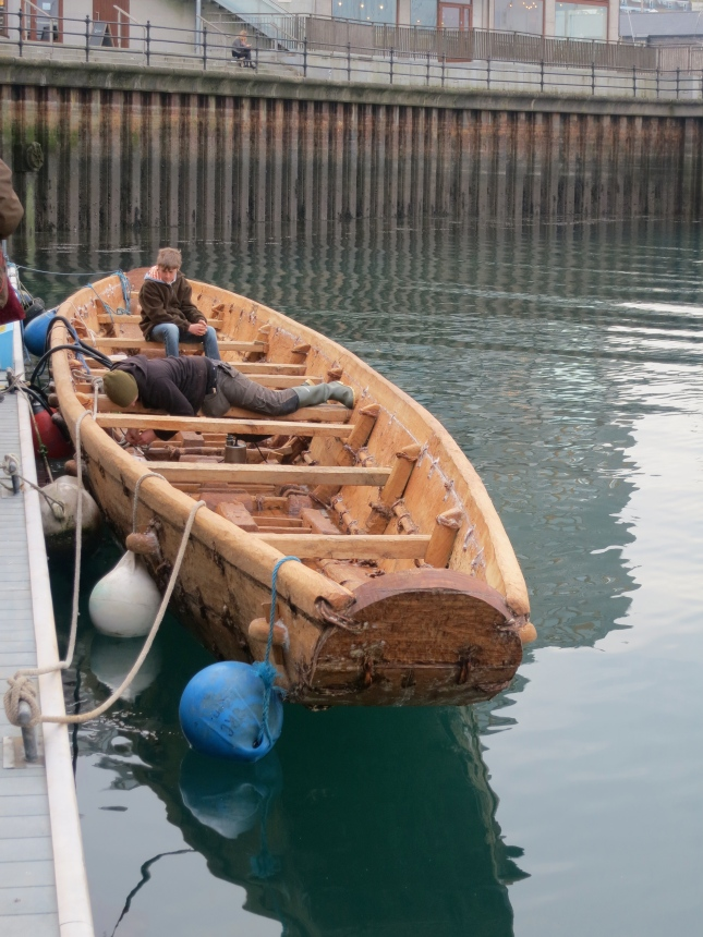 The Bronze Age sewn plank boat
