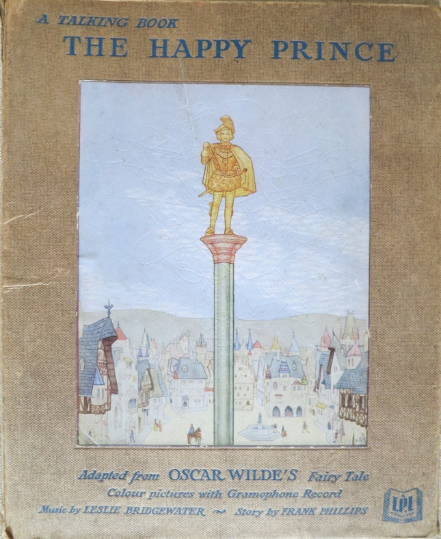 the happy prince book report There's nothing that an ink-stained wretch like this reviewer can add to the  poignancy and lyrical beauty of oscar wilde's stories fortunately.