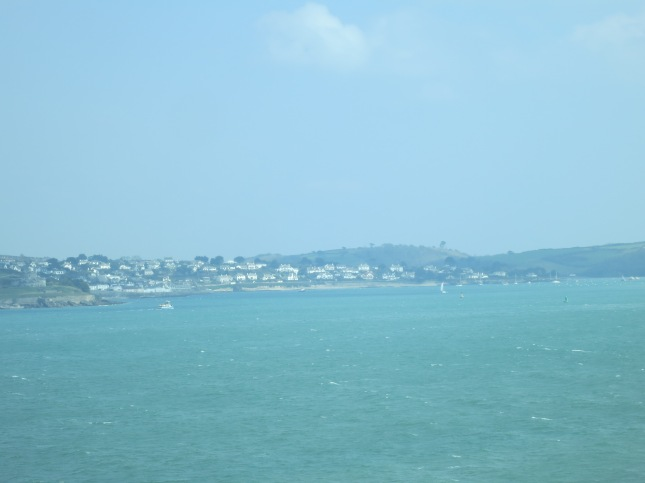 Across to St Mawes