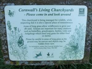 Cornwall's Living Churchyards