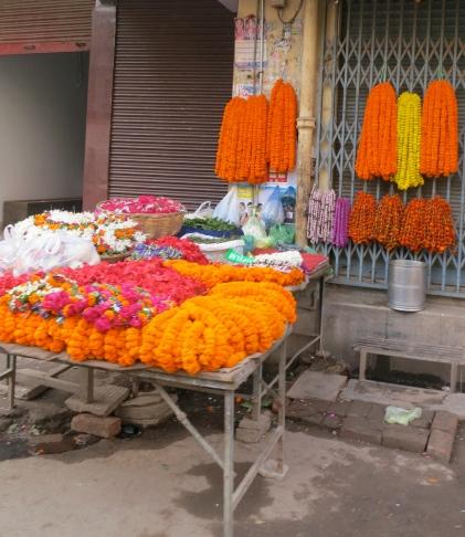 Flowers for the festival