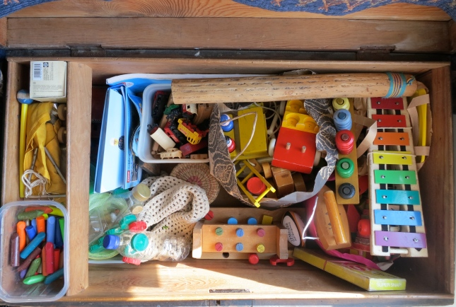 Toys back in the toy chest
