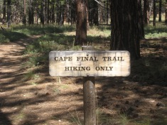 Cape Final Trail