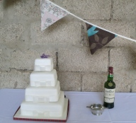 The Cake, the Loving Cup and the Whiskey