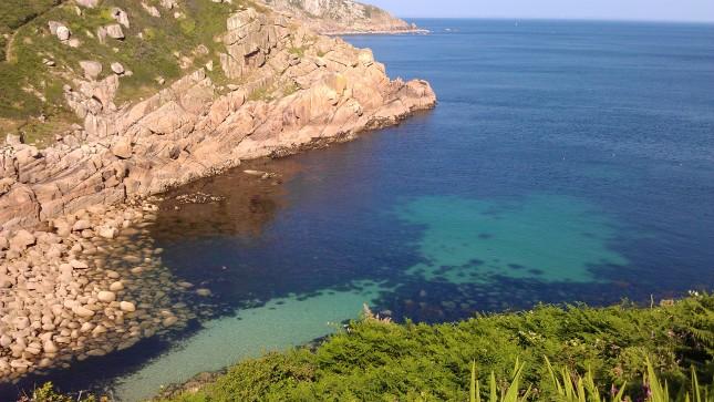 Beautiful clear water