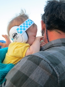 Baby ear protectors