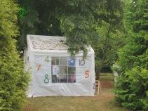 Numerology tent