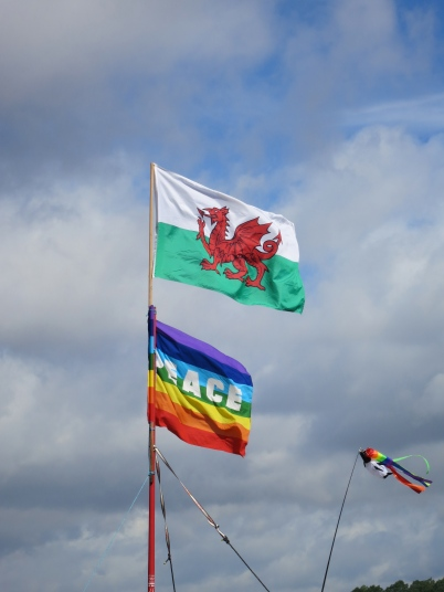 Welsh peace