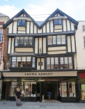 Another timbered building