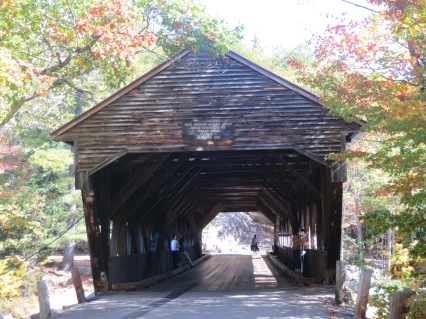 12 West Mountain Covered Bridge