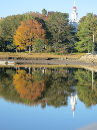 2 Reflection in Kennebunkport