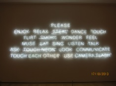 Please... by Jeppe Hein