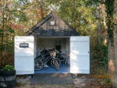 The Bikeshed