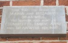 Read the plaque