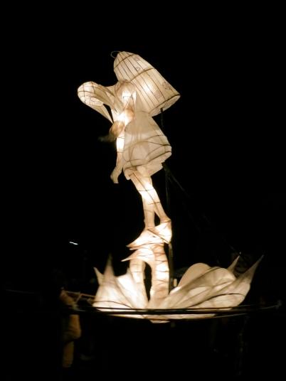 Beautifully delicate lantern