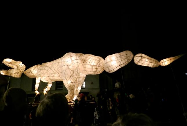 Tyrannosaurus Rex by Laura Frances Martin