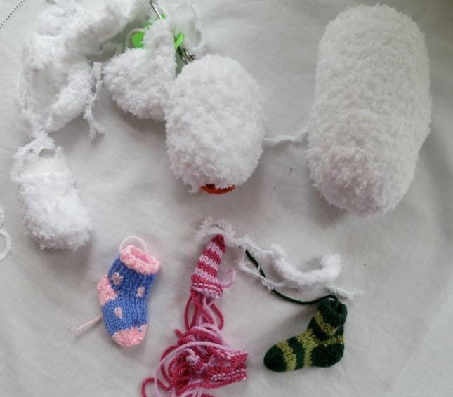 Snow Dog pieces