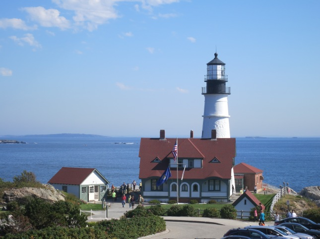 The Portland Lighthouse