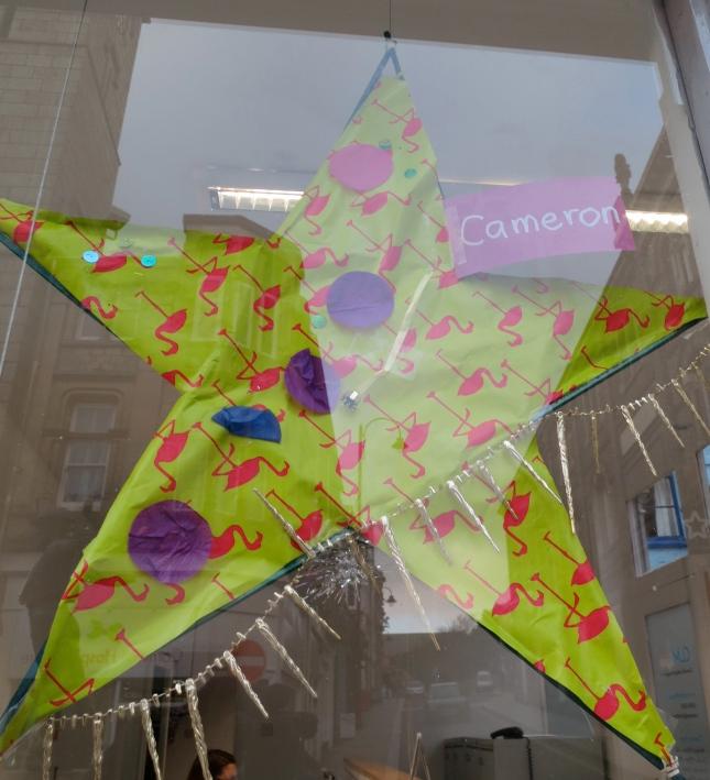 Cameron's decoration