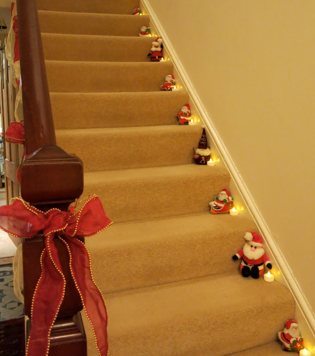 Our stairs