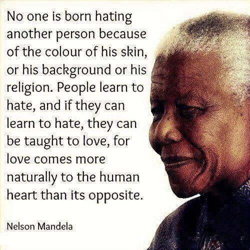 Mandela's words