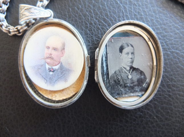 My Spanish Great Grandmother and her Husband