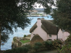 Idyllic cottage by the water