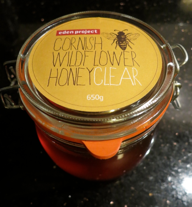 Cornish wildflower honey