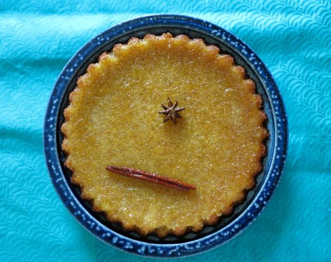 Gluten free Tunisian orange and almond cake