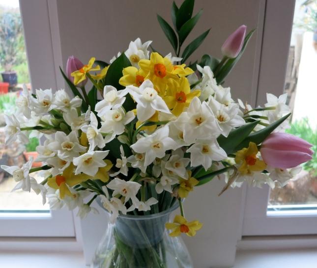 Cornish bouquet