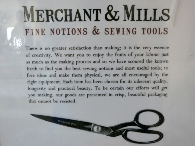 Fine Notions and Sewing Tools