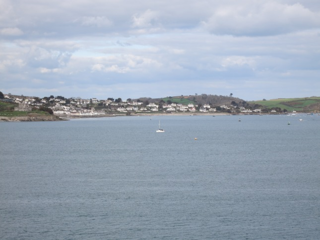 St Mawes with Skippalong