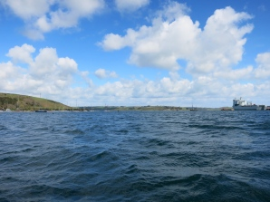 Out in The Carrick Roads