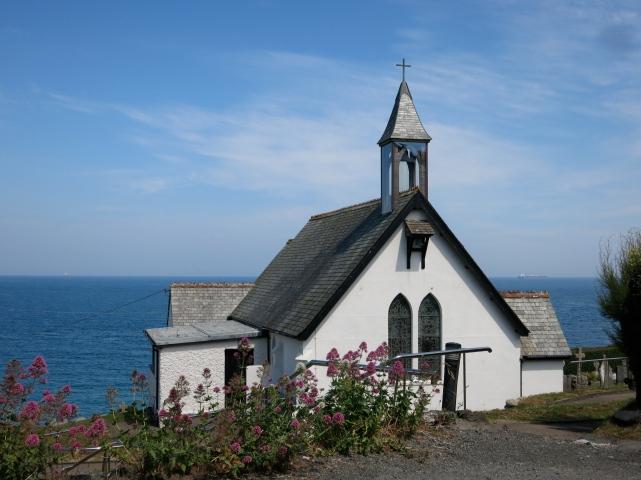 Coverack Church