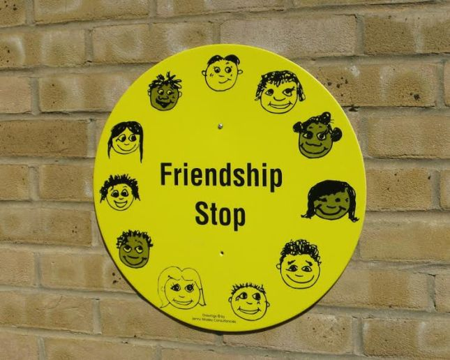 Friendship stop
