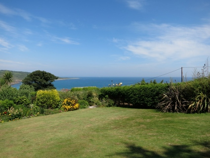 Wonderful view from the garden
