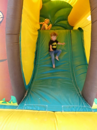 On the bouncy castle